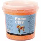 Foam Clay, 560 g, orange neon