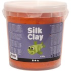 Silk Clay, 650 g, orange