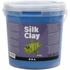 Silk Clay, 650 g, blå