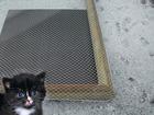 Kattenett (pris pr kvm)