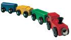 Lokomotiv med 3 vogner