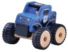 Trebil med gummihjul, (Monster Truck)