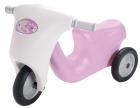Prinsessemotorsykkel med gummihjul