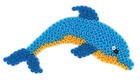 Piggplate delfin