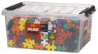 Plus-Plus Midi, Basicfarger ass. 600 stk i kasse