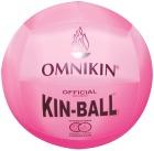 Kin-ball - innendørs - rosa