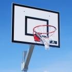 Uthengsarm til basketballstativ m  Kurv, plate og nett