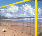 Strand fotballnett 3 mm nylon  549x211x80x80