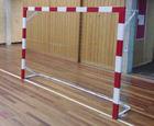 Minihåndballmål innendørs  Quick klapp 160x240x50/50