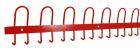 Knaggrekke, L105 cm - Rød