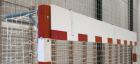 Minioverligger håndballmål  H30xL300cm m/polst. målbeslag