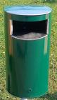 Søppelkasse, 30 l, for veggmontering