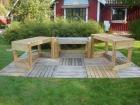 Sandlekbordet exclusiv med vannlek