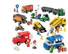 Lego Arbeidsbiler 934 deler