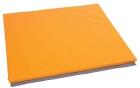 Beskyttelsesmadrass for vegg, oransje