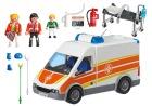Playmobil ambulanse