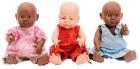 Dukkeklær 40-45 cm, jente. sett 2