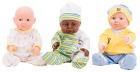 Dukkeklær 40-45 cm, pyjamassett