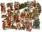 *Glansbilder - ark 16,5x23,5cm, 30 ass.ark, Jul