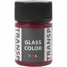 Glass Color Transparent, 35 ml, rosa