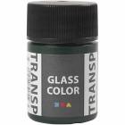 Glass Color Transparent, 35 ml, brilliant grønn