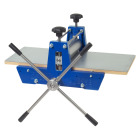 Grafikkpresse, 30x70cm, 25 kg, 1stk.