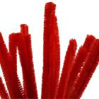 Piperenser, 15mm, L:30cm, 15stk, rød