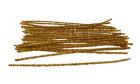Piperenser, 6mm, L:30cm, 24stk, gull