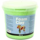 Foam Clay, 560 g, grønn neon