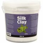 Silk Clay, 650 g, hvit
