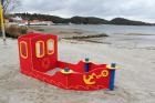 Sandbåten Tråle