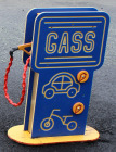Gasspumpe