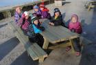Karmøy Sittegruppe for barn s.høyde 34 cm