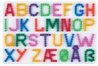 Piggplate bokstaver