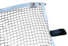 Badmintonnett med velcro  Til fastg på stolpe u nettspor