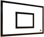 Basketballplate tre 90x135 cm  1,8 cm. tykk kryssfinér