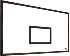 Basketballplate tre, 120x180cm  1,8 cm. tykk kryssfinér