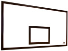 Basketballplater tre 105x180cm  1,8 cm. tykk kryssfinér