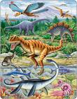 Puslespill, Dinosaurus 35 brikker