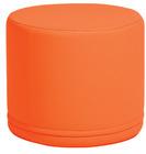 Puff 30 cm Oransje