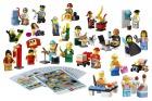 Lego Rollefigurer, 256 deler