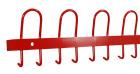 Knaggrekke, L60 cm - Rød