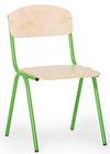 Barnestolen Adam 31cm, grønt understell