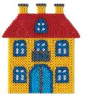 Piggplate hus
