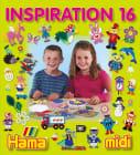 Hama Inspirasjonshefte 16