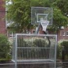 Mini multi-mål fullsveist  240x160 inkl. basket