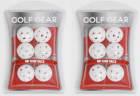 Golfballer hage 12 stk.