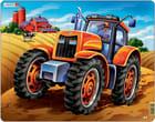 Puslespill, Traktor