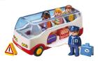 Playmobil buss m/passasjerer