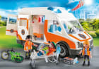 Playmobil ambulanse